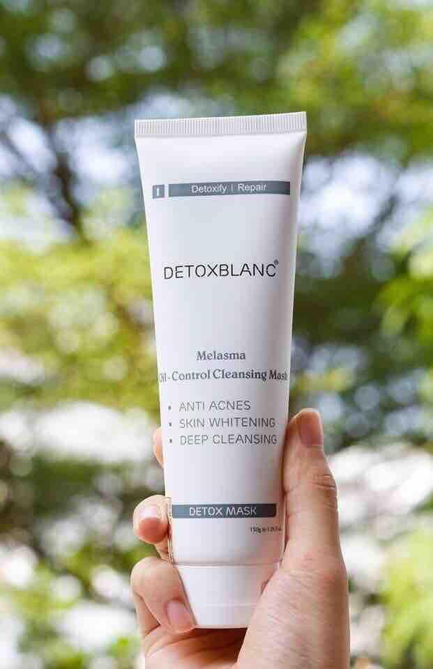 Combo sỉ 10 Mặt Nạ Thải Độc Detox Blanc