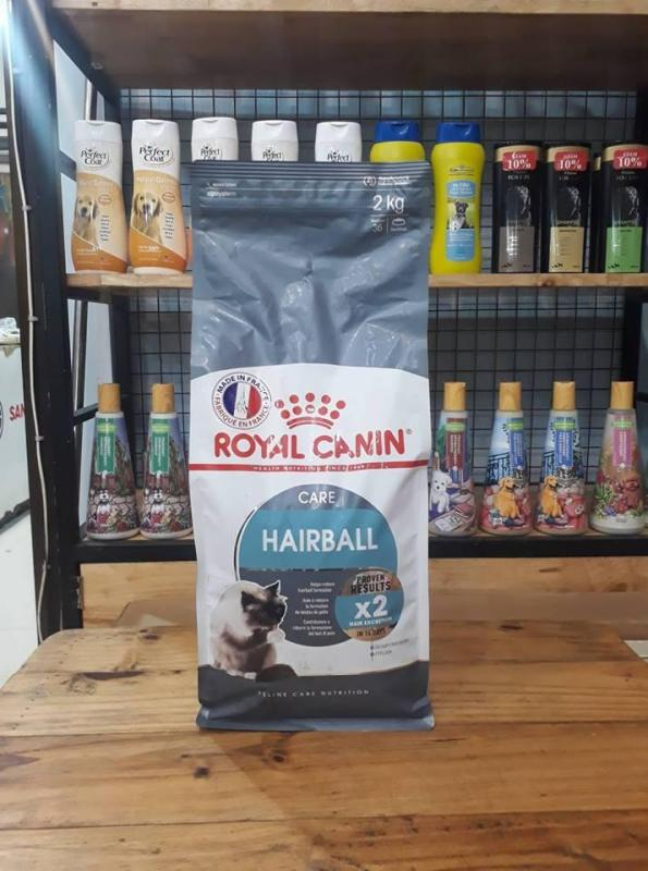 Thức ăn cho mèo giúp tiêu búi lông Royal Canin Hairball 2kg