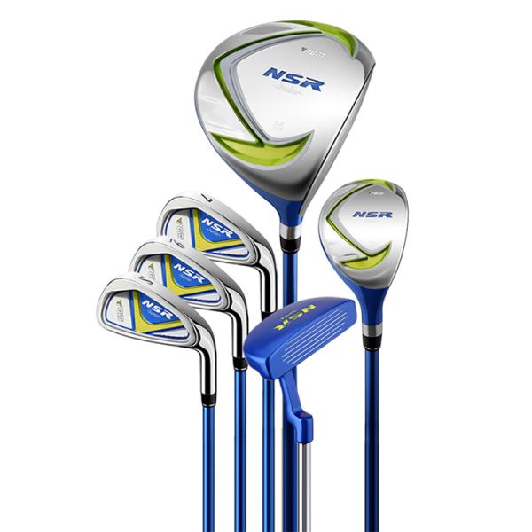 Bộ Gậy Golf Trẻ Em - PGM NSR Junior Golf Club Set - JRTG006