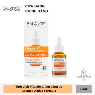 Serum Trắng Da Mờ Thâm Balance Active Formula Vitamin C Brightening 30Ml thumbnail