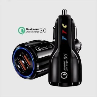 Tẩu sạc ô tô 2 cổng USB 3.1A sạc nhanh - tẩu sạc nhanh oto 2 cổng usb 3.1A - tau sac nhanh oto ttc thumbnail