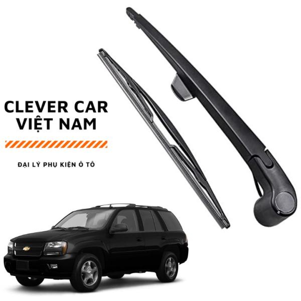 Bộ Cần Chổi Gạt Mưa Sau Cho Xe Ô Tô Chevrolet Trailblazer 2007-2009