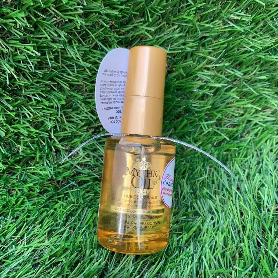 Tinh Dầu dưỡng tóc đặc biệt Mythic Oil Loreal 30ML giá rẻ