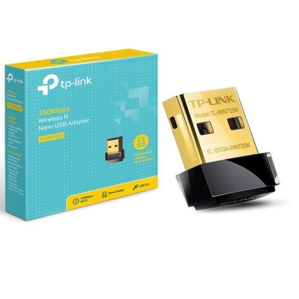 Bảng giá USB Wifi TPLink 725 Tốc Độ 150Mbps TL-WN725N Phong Vũ