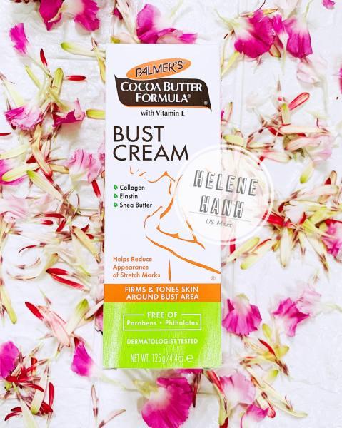 [Bill US] {Hàng Air} Kem săn chắc và sáng da vùng ngực Palmer's Bust Cream 125g USA cao cấp