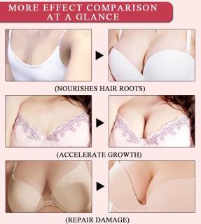 Kem nở ngực tự nhiên Bust Enhance Massage Body Treatment Cream 50g 2