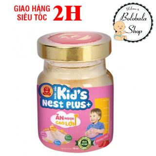 Nước Yến Sào Cao Cấp Thiên Việt Kid s Nest Plus+ Hủ 70ml - Hương Dâu thumbnail