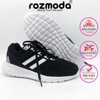 Giày thể thao nam nữ sneaker chạy bộ running đế cao su non 2.0 Rozmoda G25 1