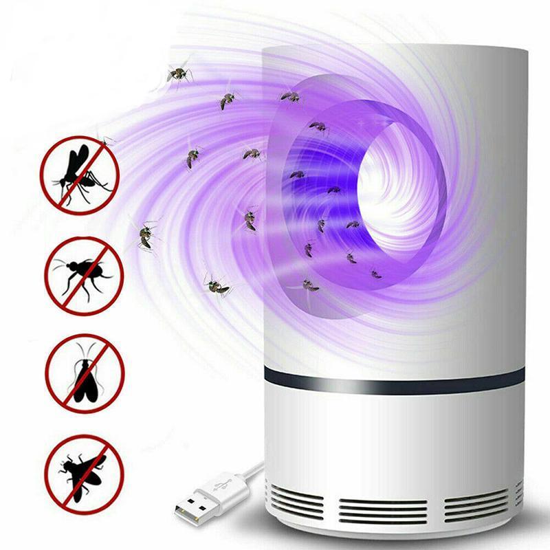 Đèn Ngủ Chống Muỗi,Đèn Bắt Muỗi Đa Năng, Đèn Bắt Muỗi Và Diệt Côn Trùng Thông Minh, Không Hóa Chất Độc Hại Với Thiết Kế Tinh Tế, Nhỏ Gọn, Đèn Led Xoay 360 Giúp Thu Hút Muỗi Và Diệt Muỗi Một Cách Dễ Dàng
