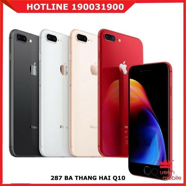 Điện thoại IPHONE 8 PLUS 64GB ĐEN 99% BẢN QUỐC TẾ