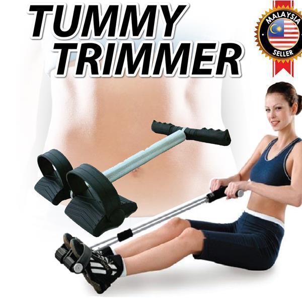 Hình ảnh Dây tập eo và lưng Tummy Trimmer -Dây Kéo Lò Xo Tập Lưng Bụng Tummy Trimmer - Dụng cụ tập thể dục đa năng, dây kéo lưng bụng, dụng cụ thể thao kéo lò xo Tummy Trimmer chất lượng [Huỳnh Dư ] [Huỳnh Dư ]