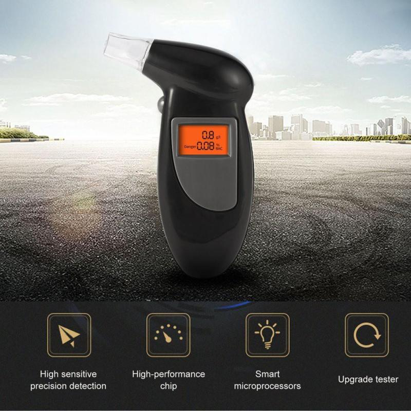 Alcohol Tester - Máy đo nồng độ cồn bằng hơi thở qua cảm biến bán chạy