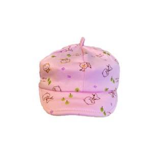 Mũ Vải Cotton Lưỡi Trai bé sơ sinh BabyBean