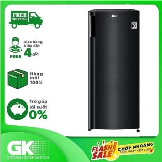 TRẢ GÓP 0% - Tủ Đông LG Inverter 165 Lít GN-F304WB thumbnail