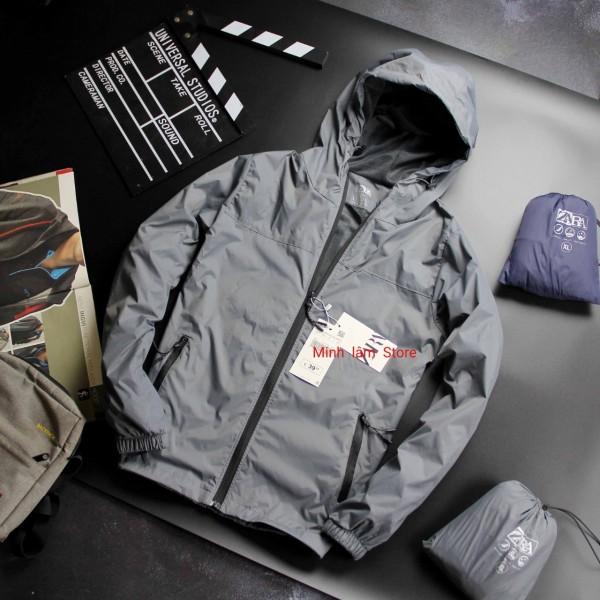 áo khoác gió zara phiên bản 2020- chống nắng chống nước