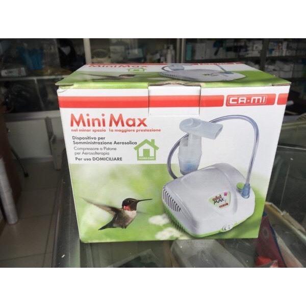 máy xông khí Minimax làm sạch mũi họng
