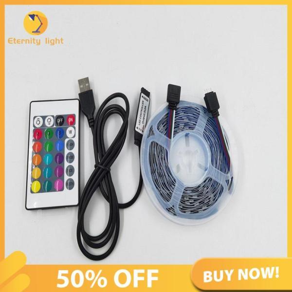 Bảng giá [50% OFF] Dải Đèn LED, Băng Dính 10M Diode SMD 3528 Với Bộ Điều Khiển Tương Thích Bluetooth [Chuyển phát nhanh]