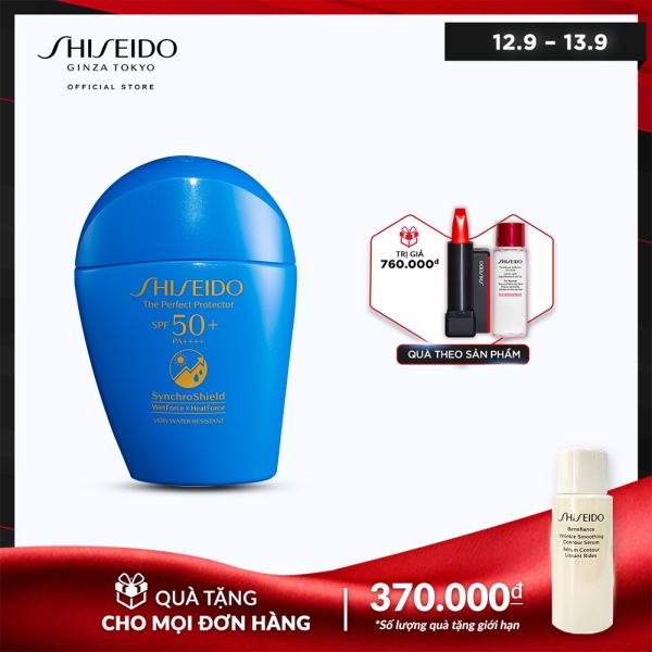 Sữa chống nắng Shiseido GSC The Perfect UV Protector 50ml