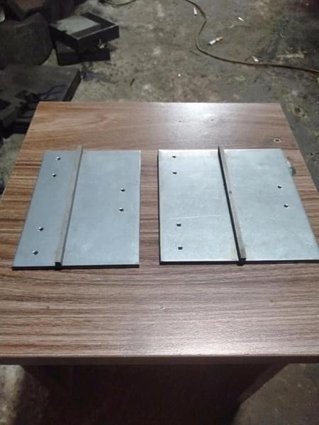 Bộ Dưỡng bản lề 3D 63 và 93 dùng cho cửa đi nhôm Xingfa hệ 55