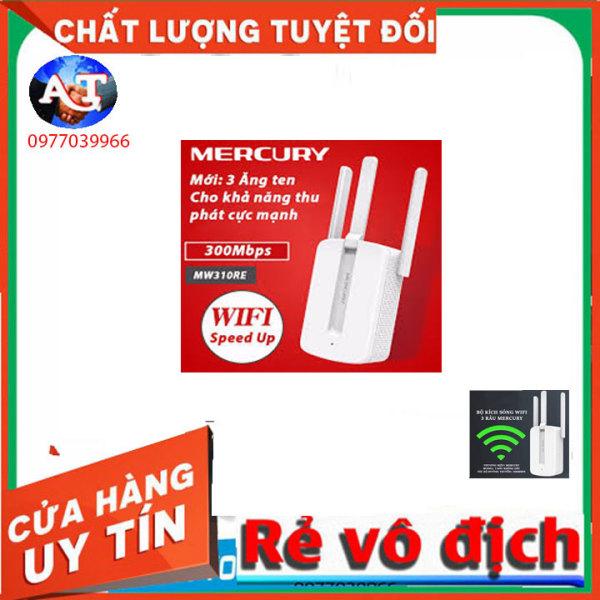 Bảng giá Kích Wifi 3 Râu Mercury 300m Phát Cực Mạnh, Cài Đặt Đơn Giản -Giá Cực Rẻ Phong Vũ