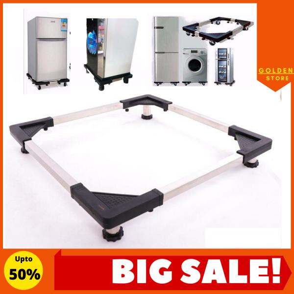 Bảng giá Chân Kệ Tủ Lạnh, Giá Đỡ Máy Giặt Inox 304 Siêu Bền. Hoàn Tiền 100% Nếu Hàng Lỗi Điện máy Pico