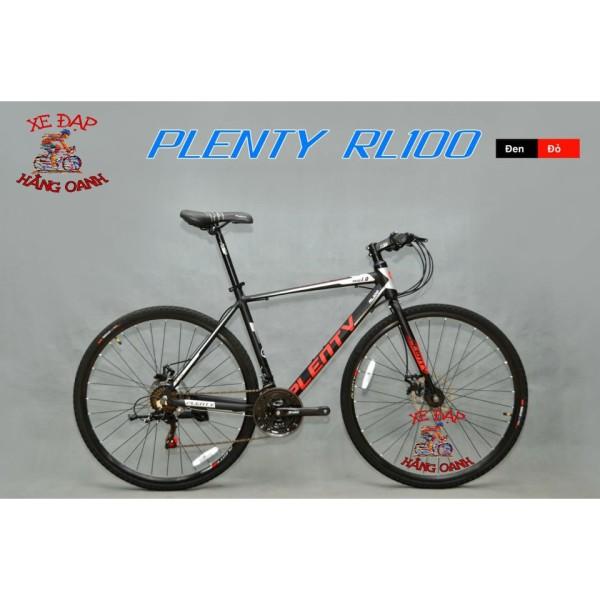 Mua Xe đạp Touring PLENTY RL100: Khung Nhôm, Group Shimano 21 tốc độ, Lốp CST 700x35C