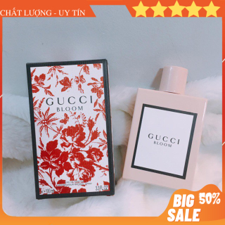 [HÀNG HOT] Nước Hoa Nữ GUCCl 100ML Cao Cấp -Mang đến mùi hương quý phái, sang trọng, Bảo hành 2 năm thumbnail