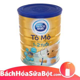 Sữa bột Dutch Baby Gold Tò mò 900g (Dành cho trẻ từ 1 - 2 tuổi) thumbnail