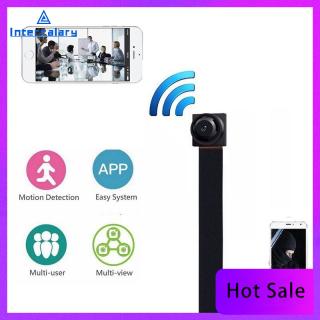 Camera IP An Ninh Mini WIFI 1080P HD Mô-đun DV DVR Tự Làm Không Dây Camera Bảo Mẫu NVR thumbnail