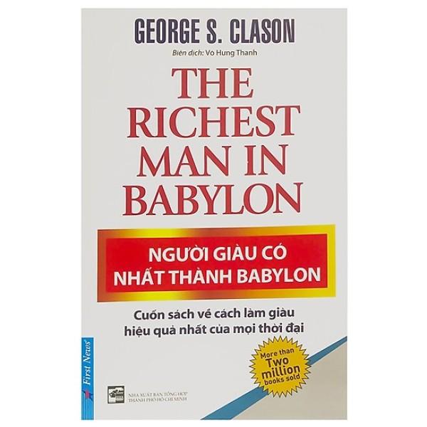 Mua Người giàu có Nhất thành Babylon