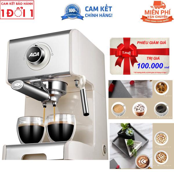 Bảng giá Miên Phi Giao Hàng Toàn Quốc - Hướng Dẫn Sử Dụng Máy pha cà phê Espresso ACA AC-ES12A bán tự động 20 Bar dành cho gia đình - Máy pha cafe ACA ES12A (hàng có sẵn, giao hàng ngay) Điện máy Pico
