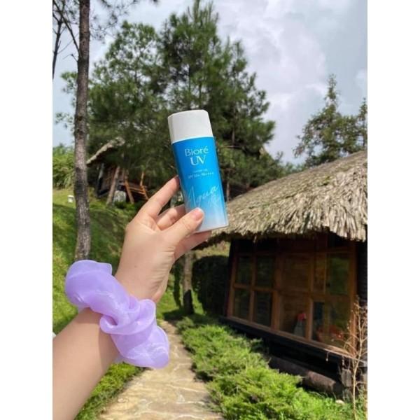 Kem chống nắng Biore Aqua Rich 90gr nhập khẩu