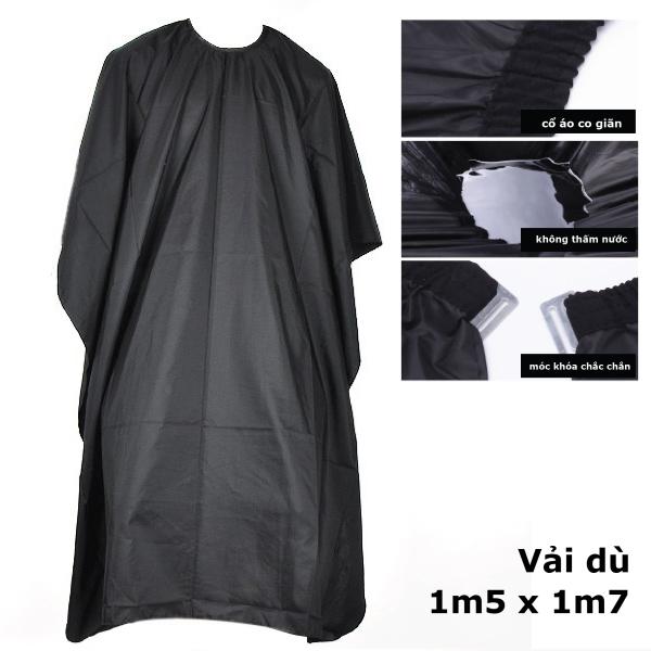 Áo Choàng Cắt Tóc [Thanh lý] [SALE]