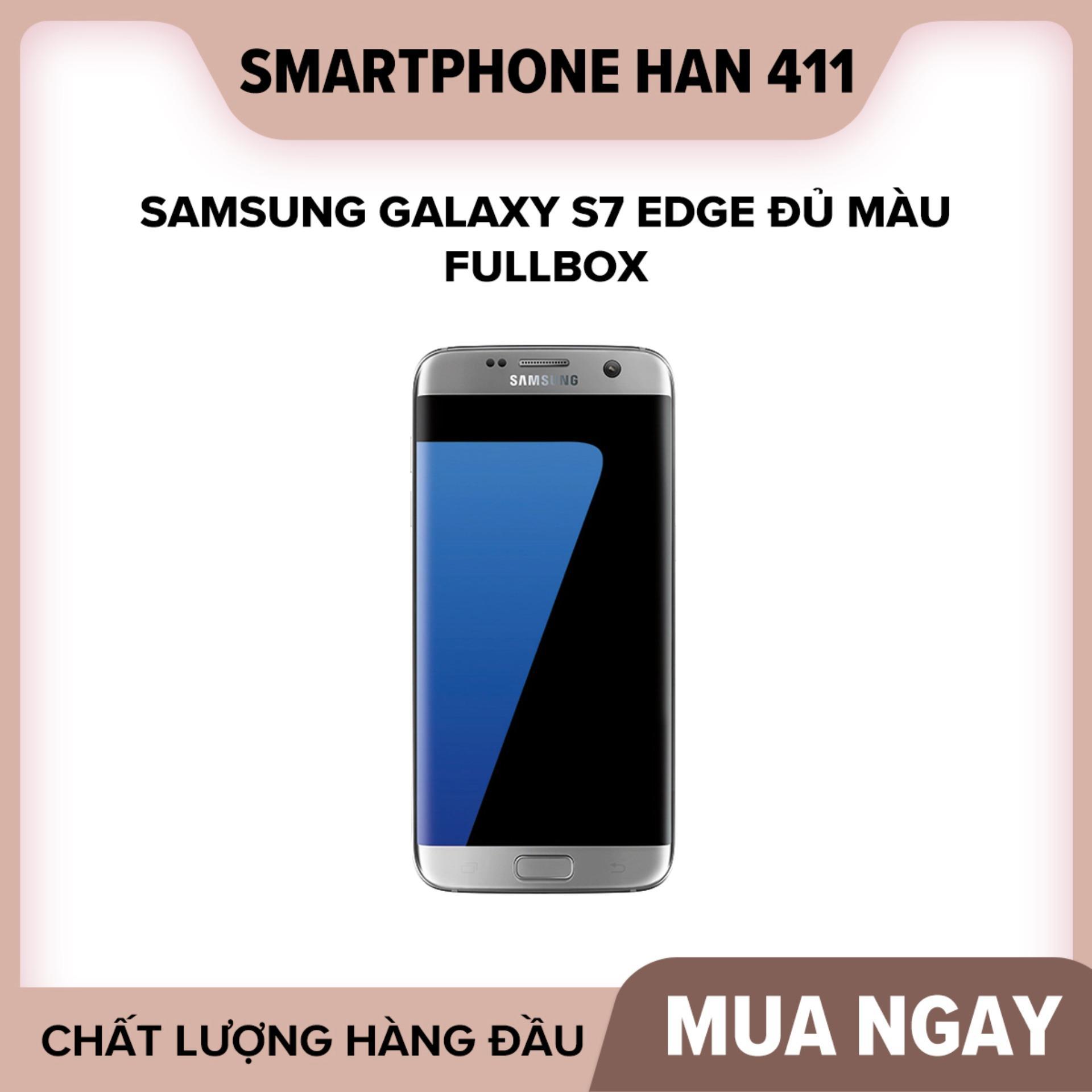 Samsung Galaxy S7 Edge Đủ Màu Fullbox Với Giá Sốc
