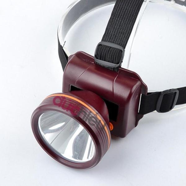 [ 2 PIN ] Đèn pin đội đầu siêu sáng chống nước , đèn đội đầu - Đức Hiếu Shop