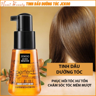 Tinh dầu dưỡng tóc JCKOO, dưỡng tóc khô xơ, tóc nhuộm giúp dưỡng ẩm, tạo nếp, phục hồi hư tổn cho tóc - Nami Beauty thumbnail