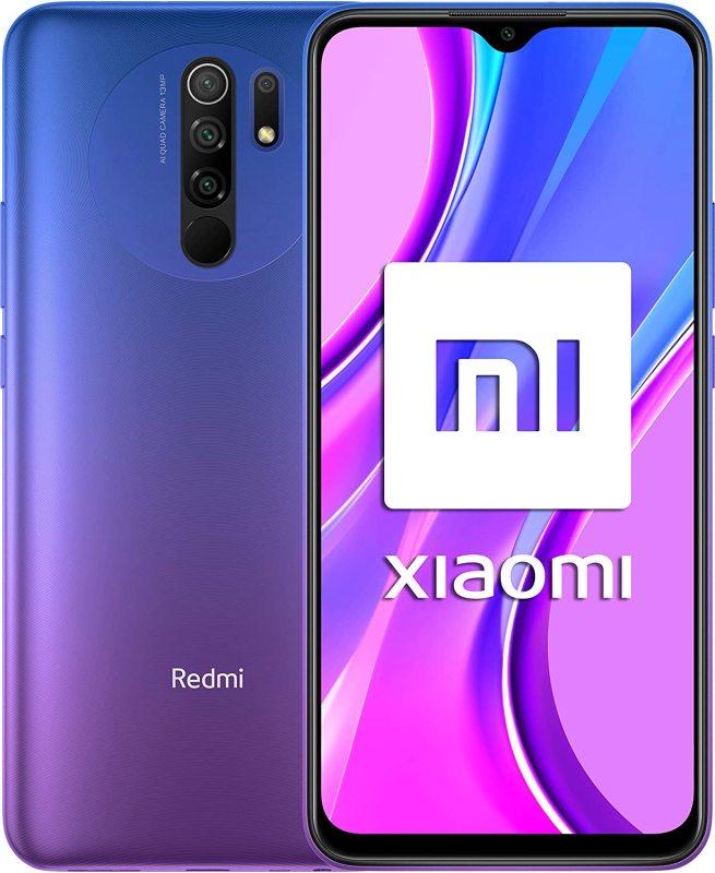 Xiaomi Redmi 9 4GB RAM 64GB ROM Smartphone, Helio G80 Octa Core 13MP Quad Camera 6.53  HD+ Display 5020mAh Fast Charging