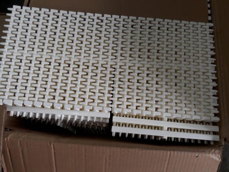 Thanh thoát tràn hồ bơi  20cm hình răng cưa nhựa nguyên sinh ABS, dài 10 mét mã GG-20D  rãnh thoát nước/ nan xả tràn/thanh xả tràn/khe thu nước…