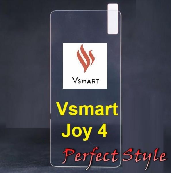 Cường lực Vsmart joy 4 trong suốt  Ful màn 98%