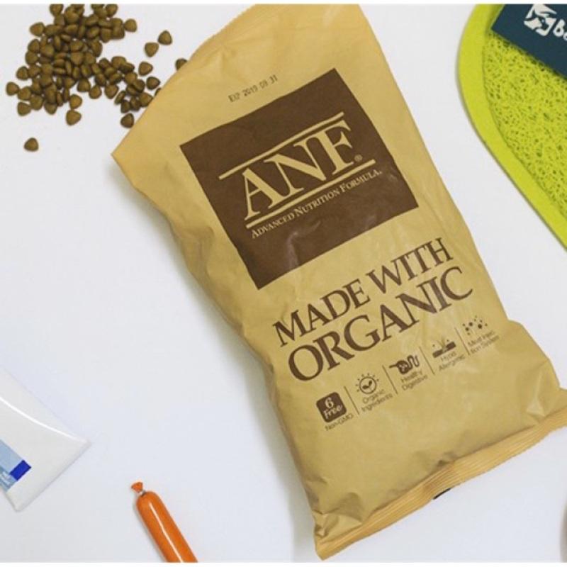200gr ANf organic thức ăn nhập khẩu Hàn quốc cho chó, chất lượng đảm bảo an toàn đến sức khỏe người sử dụng, cam kết hàng đúng mô tả
