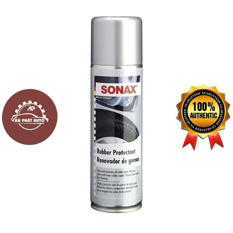 SONAX Rubber Protectant - Dung Dịch Bảo Vệ CaSONAX Rubber Protectant - Dung Dịch Bảo Vệ Cao Su 300ml [Hàng Đức Chính Hãng]o Su 300ml [Hàng Đức Chính Hãng]