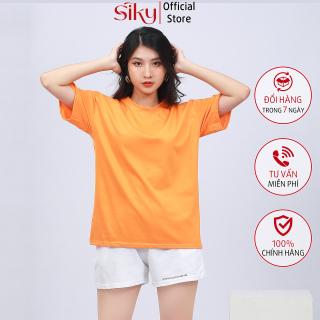 Áo phông trơn Unisex form rộng thumbnail