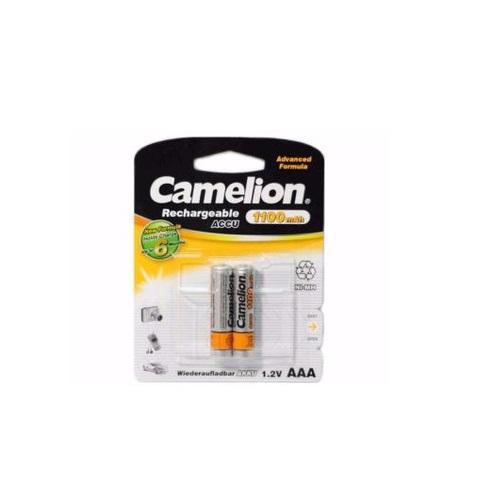 Giá Pin Sạc Camelion AAA 1,2V 1100mAh cho máy ảnh, thiết bị điện tử (Vàng) BT80