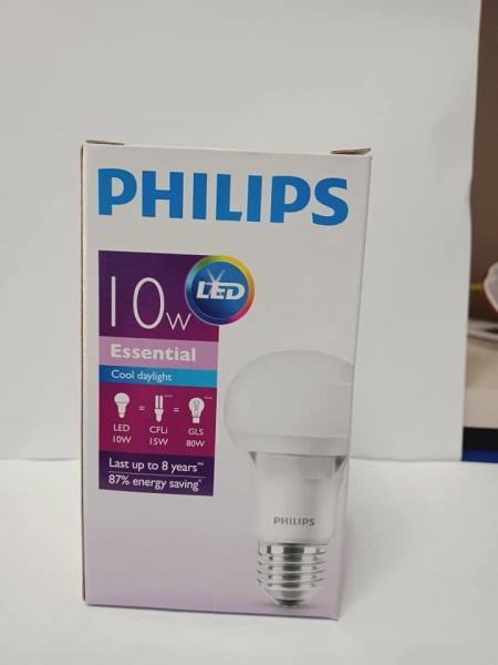 Bóng ESS LEDBulb 10W E27 Philips màu trắng