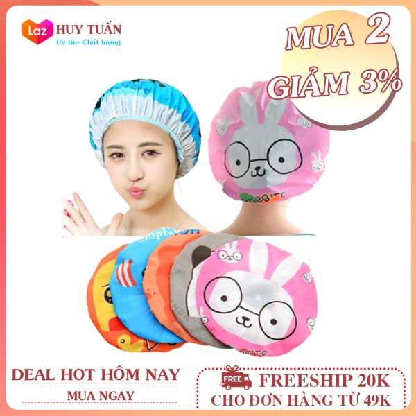 Mũ trùm tóc - Mũ trùm đầu - Mũ chụp tóc trong nhà tắm, (MCT01), Huy Tuan