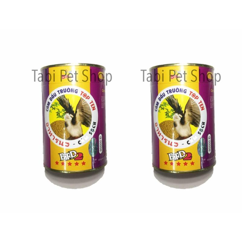[Thức Ăn Chào Mào] Combo 2 Hủ Cám Chào Mào Bifood Căng (Số 2) 320g - Bifood Hàng Cao Cấp