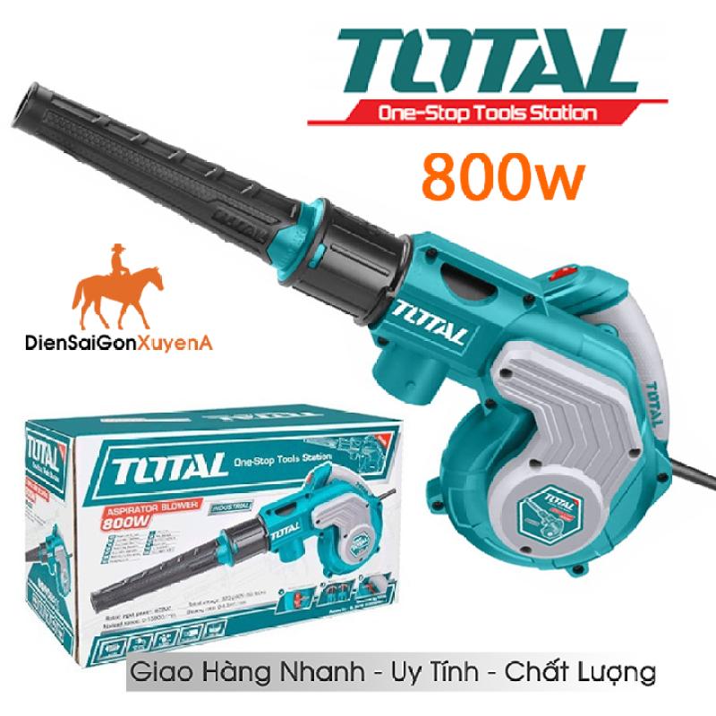 Máy thổi bụi hút bụi 800W TOTAL TB2086 - Điện Sài Gòn Xuyên Á