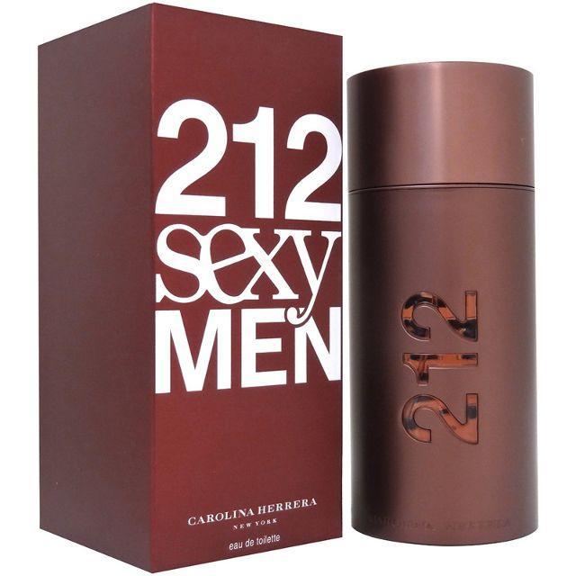 Nước Hoa Nam 212 Sexy Men