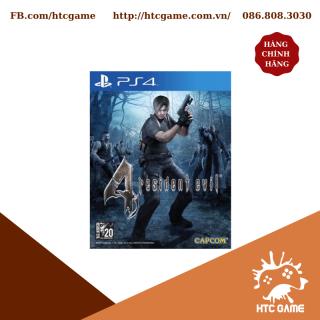 Resident Evil 4 For PlayStation 4 thumbnail