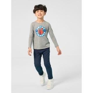 Áo phông dài tay bé trai Canifa in hoạ tiết thumbnail